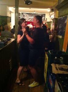 Steffi und Petra tanzen in die Sommerpause