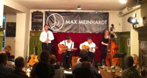 Max Meinhardt im Fraunhofer