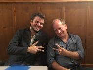 Tucholsky-Lesung mit Stefan Merki und Matthias Well