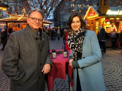 Grünwald Freitagscomedy-Fachfrau für bairische Sprache und bayerische Kultur