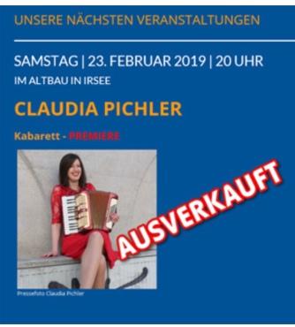 claudia pichler premiere